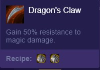 TFT Dragon's Claw
