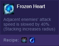 TFT Frozen Heart