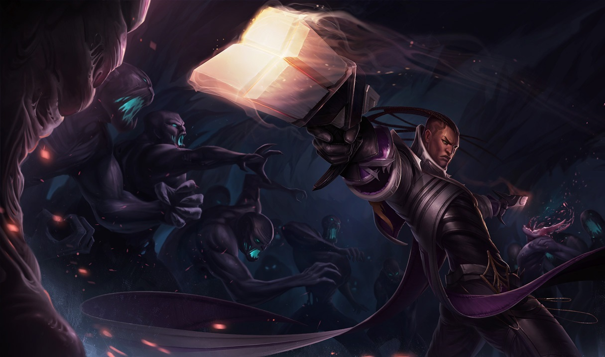 TFT Lucian (New Unit Guide Patch 9.24)