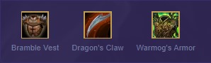 TFT Leona recommended items
