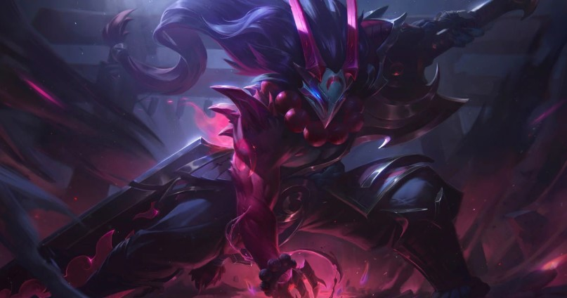 bloodmoon tryndamere splash