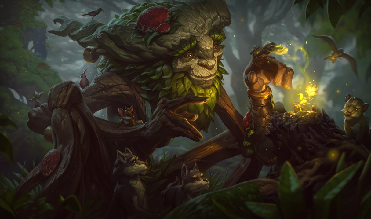 ivern splash
