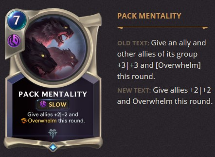 Pack Mentality 0.9.2
