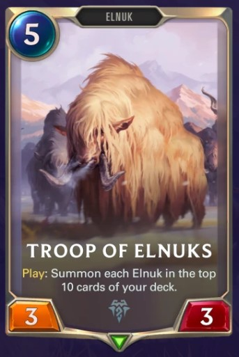 Troop of Elnuks