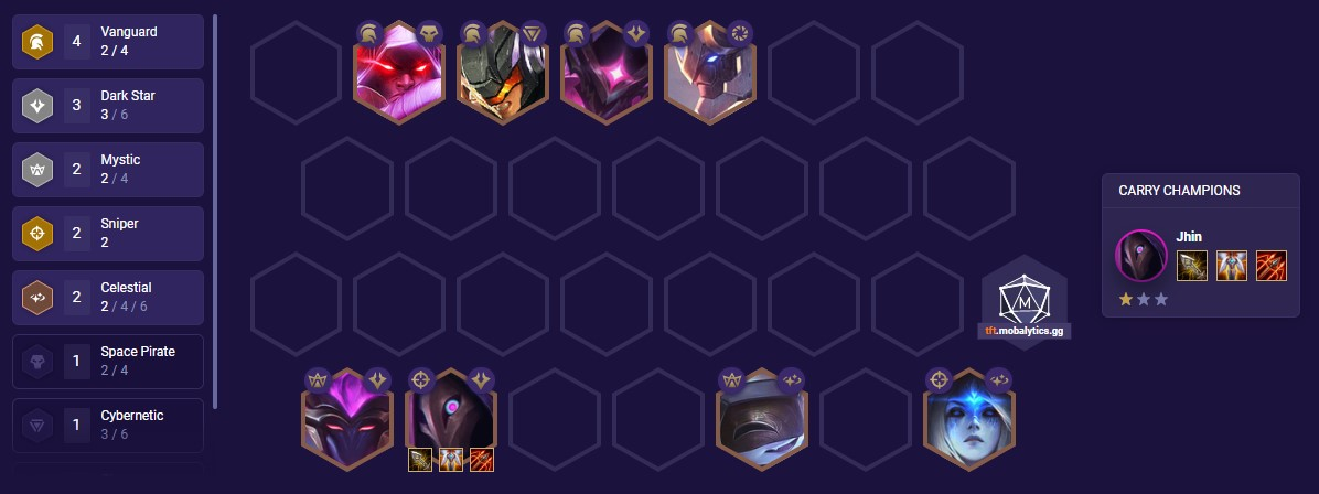 jhin and friends updated