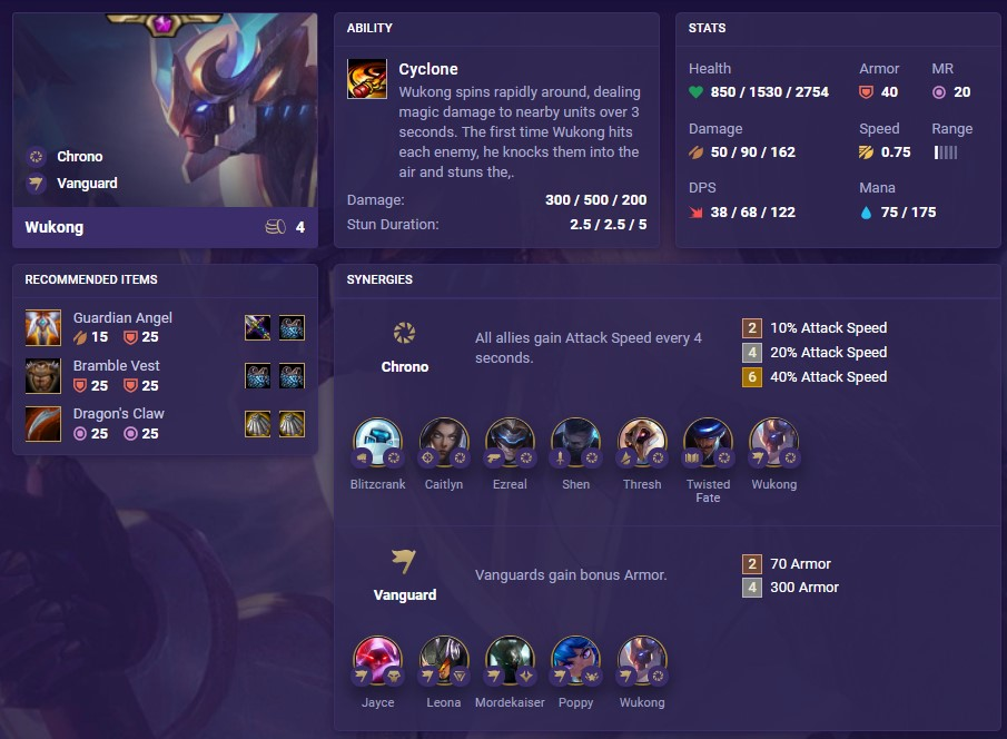 tft set 3 wukong
