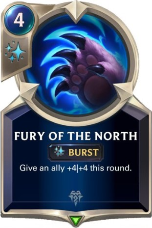 fury of the north lor