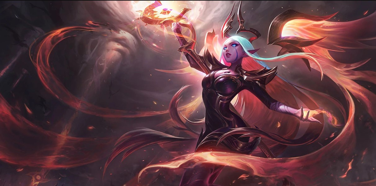 nightbringer soraka splash