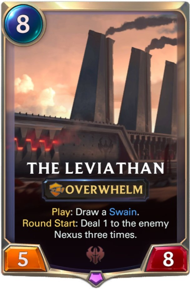the leviathan lor