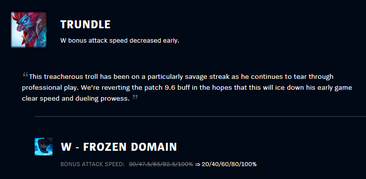 patch 10.14 trundle