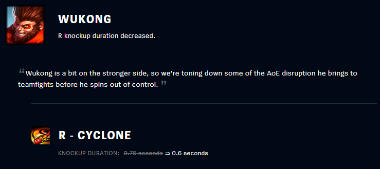 patch 10.14 wukong