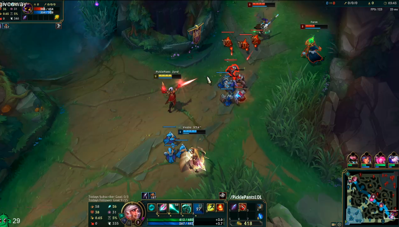 Karma Support positioning