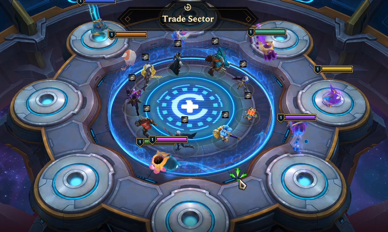 tft trade sector