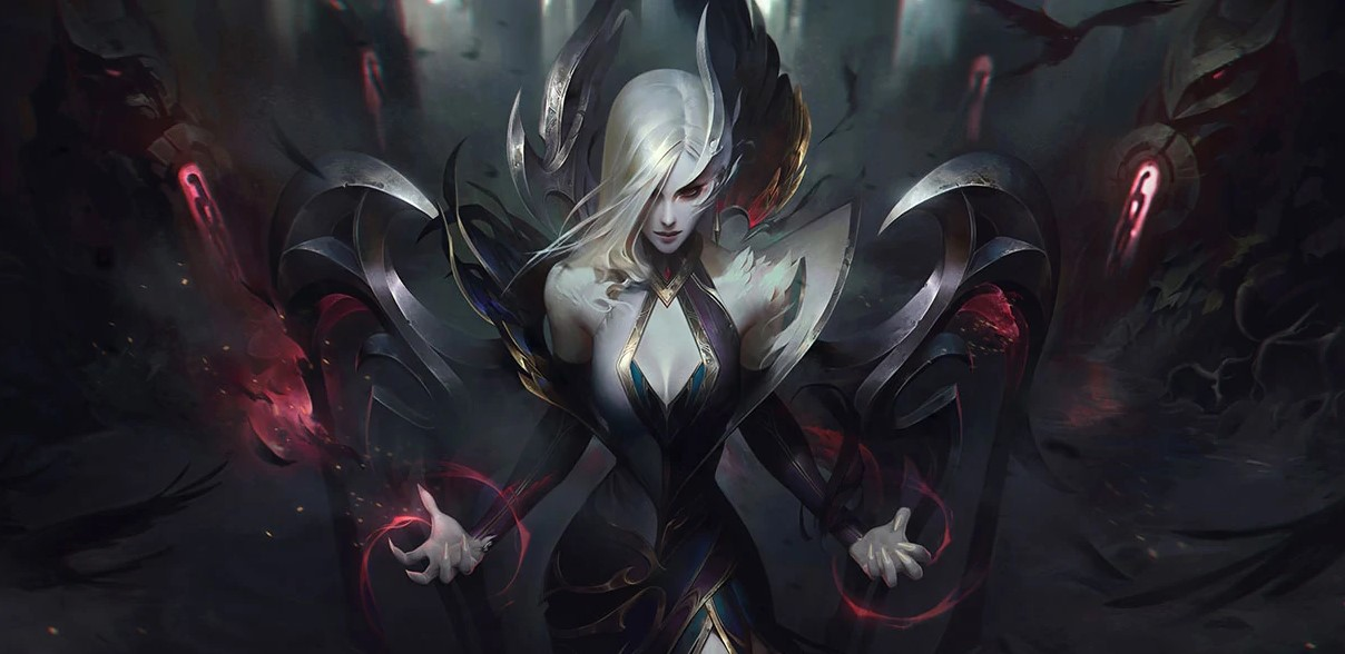 Coven Morgana splash