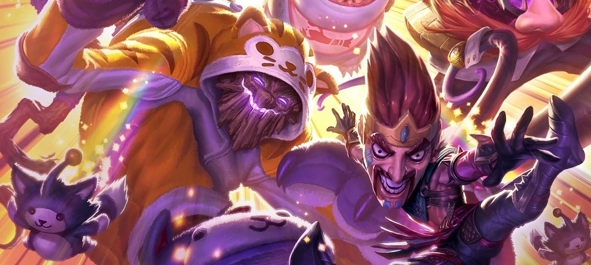 How Riot Can Continue to Improve Their Design Philosophy by Grimlockt