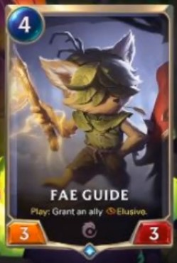 fae guide reveal