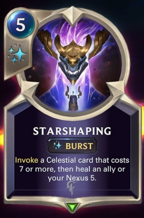 lor starshaping reveal