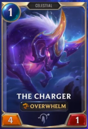 lor the charger reveal