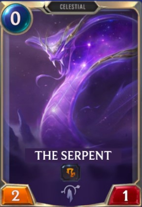 lor the serpent reveal