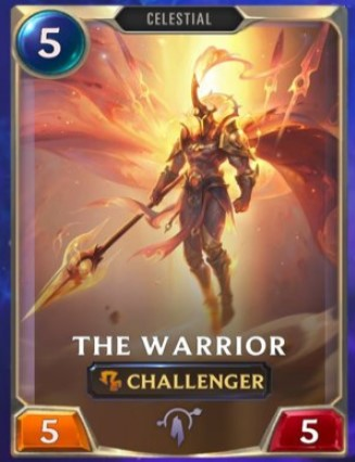 lor the warrior reveal
