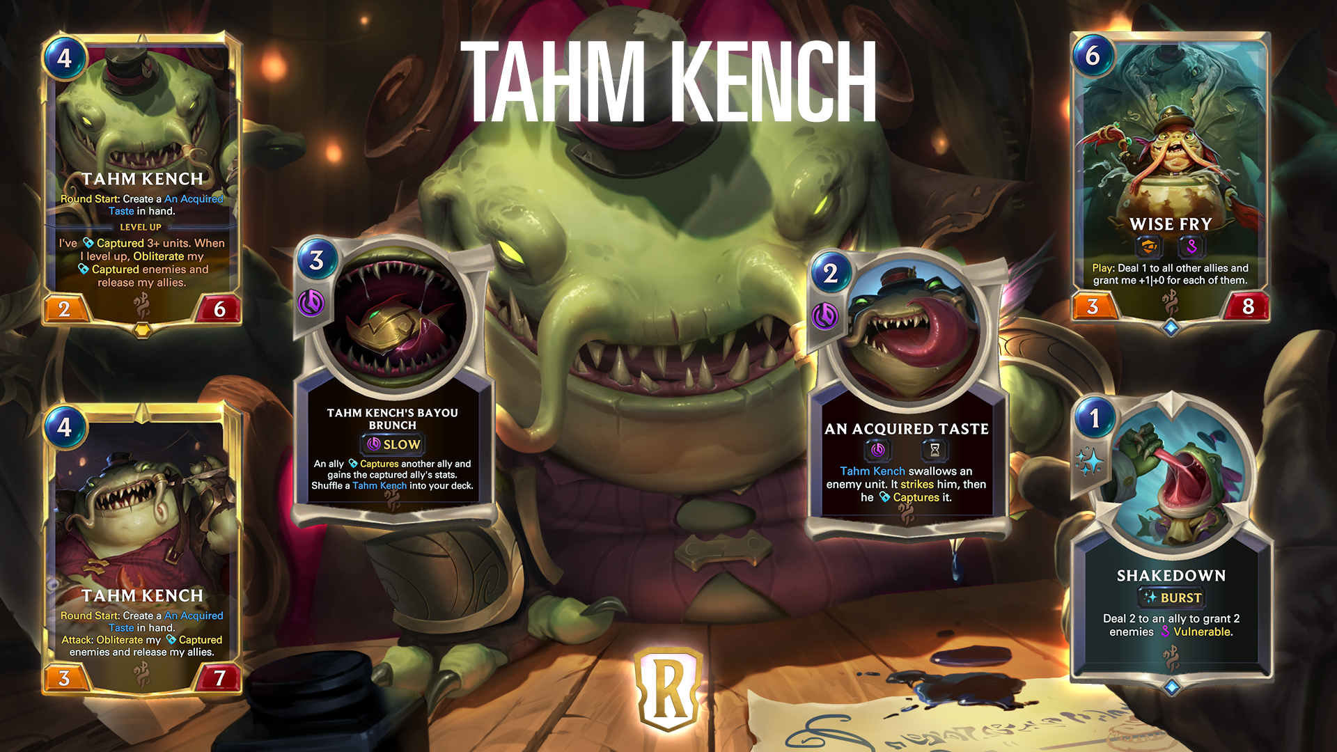 tahm kench revealed cards