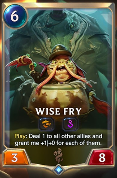 wise fry reveal